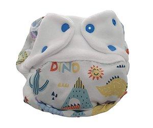 Fralda diurna Dino