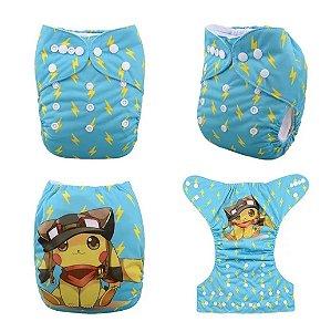Fralda Pikachu