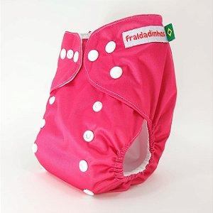 Fralda Rosa pink