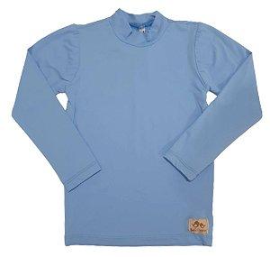 Camisa com proteção UV50+  Azul Céu