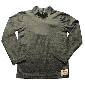 Camisa com proteção UV50+  Cinza Mescla