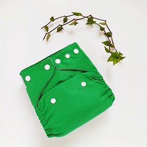 Fralda Verde  com absorvente