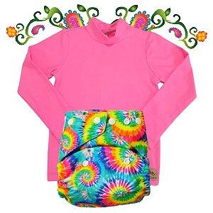 Kit Praia Tie dye