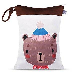 Bolsa impermeável Urso