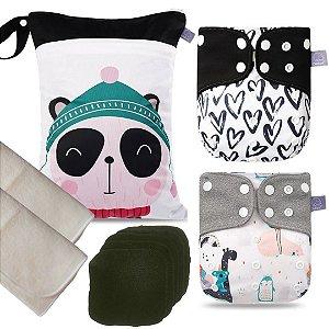 Kit Super Panda
