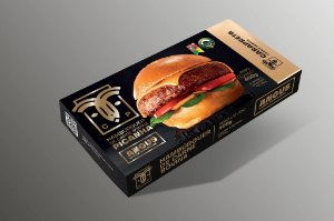 Hambúrguer de Picanha - 2 unid de 200g / total 400g (Congelado)
