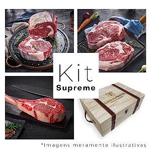 Kit Supreme - (Ganhe Caixa de Madeira Térmica Premium)