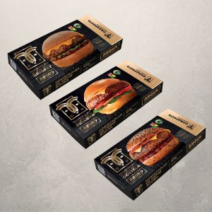Kit Hambúrgueres Especiais ( 3 de cada )