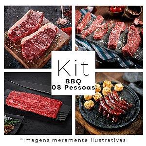 Kit BBQ Degustação - 8 pessoas