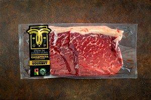 Steak de Coxão Duro Angus Gourmet 380g (Congelado)