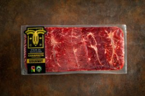 Steak de Shoulder Angus Gourmet 380g (Congelado)