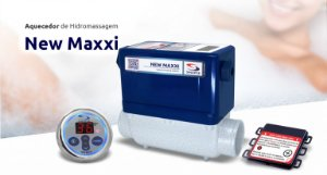 AQUECEDOR NEW MAXXI 8000W  - SINAPSE