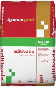 Argamassa Eliane Ligamax Gold aditivada ACII SC 20KG