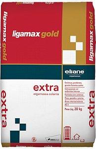 Argamassa Eliane Ligamax Gold Extra ACII SC 20KG