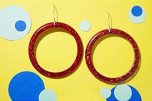 Brinco Círculo - Red