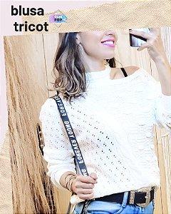 Blusa Tricot Sofia