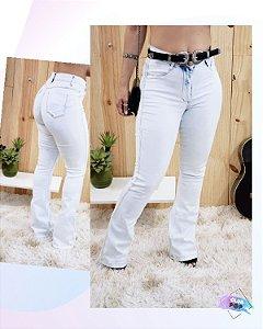 Calça Jeans Flare  Clara