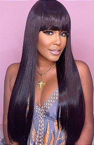 Wig Optmix Outre (Misturada com Humana) Maleeka
