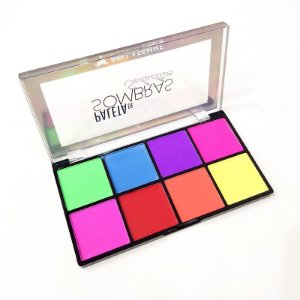 Paleta De Sombras Seduction Bella Femme Lançamento