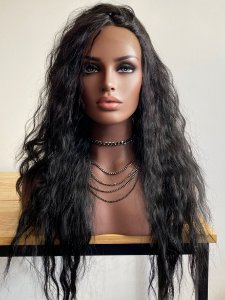 Lace front Wig Ondulada - 60 cm