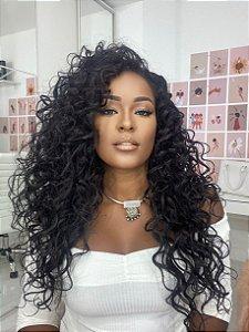 Half Wig Orgânica Julie