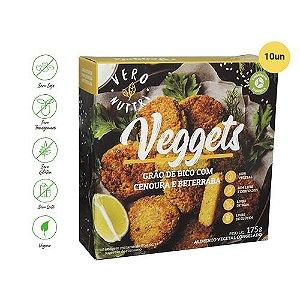 Veggets Vero Nuttri Grão de Bico com Beterraba & Cenoura 175g (Cx c/ 10un)