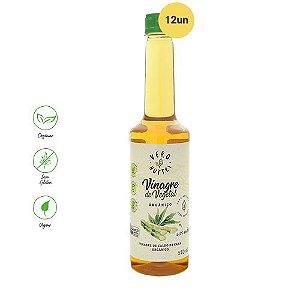 Vinagre Vero Nuttri de Cana de Açúcar Orgânico 510ml PET  (Cx c/12un)