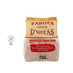 Farofa de mandioca tradicional 250g (Un)
