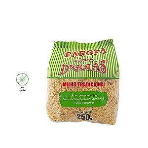 Farofa de milho tradicional 250g (Un)