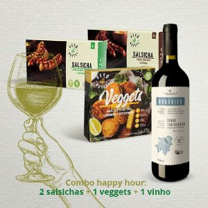 Combo Happy Hour (kit 4 produtos)