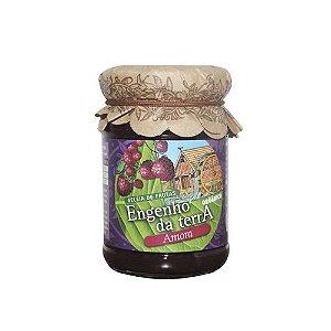 Geleia de frutas sabor amora orgânica 210g