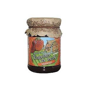 Geleia de frutas sabor morango orgânico 210g