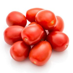 Tomate tipo grape orgânico 180g
