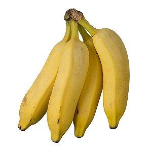 Banana prata orgânica 500g