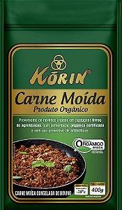 Carne moída orgânica coxão duro 400g Korin