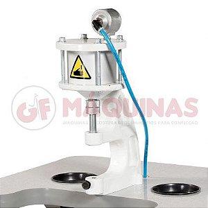 BOTONEIRA PNEUMATICA METALNORTE C/PEDAL Marca: Metalnorte / Modelo: PP-600 P