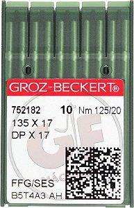 AGULHA DPX17 20 Marca: Groz Beckert / Modelo: DPx17 20