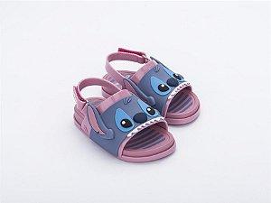 Mini Melissa Beach Slide Sandal + Stitch