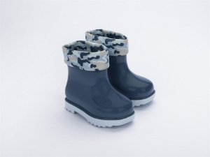 Mini Melissa Rain Boot + Rose & Bleu Bb