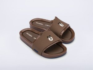 Mini Melissa Beach Slide + Line Friends Inf