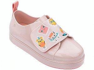Melissa Go Sneaker + Turma Do Pudim Infantil