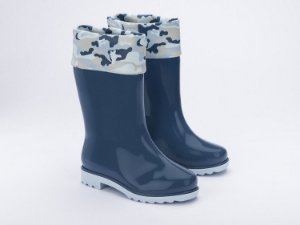 Mini Melissa Rain Boot + Rose & Bleu Inf