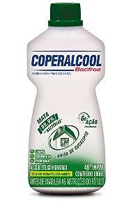 Coperalcool Bacfree 46 INPM Eucalipto 500ml - Caixa com 12 Unidades