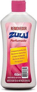 Removedor Zulu Perfumado 450ml - Caixa com 12 Unidades