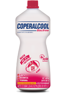 Coperalcool Bacfree 46 INPM Mimo 1L