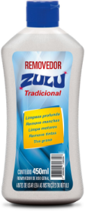 Removedor Zulu Tradicional 450ml