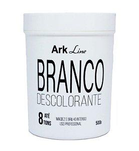 DESCOLORANTE BRANCO DA ARK LINE 500G