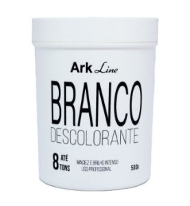 PÓ DESCOLORANTE BRANCO 500G