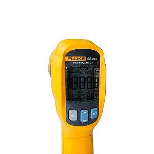 Termômetro Infravermelho -30°C A 500°C FLUKE 62MAX