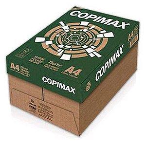 Papel A4 Copimax 210x297 Caixa Com 10 Pacotes com 500 Folhas